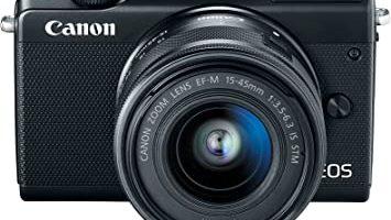 Canon Eos M100 Amazon