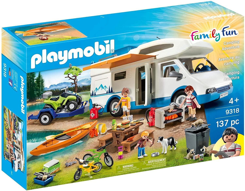 Caravan Playmobil Amazon