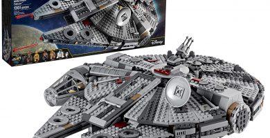 Falco Millenario Lego Amazon