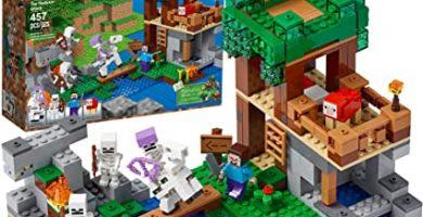 Lego Minecraft Amazon