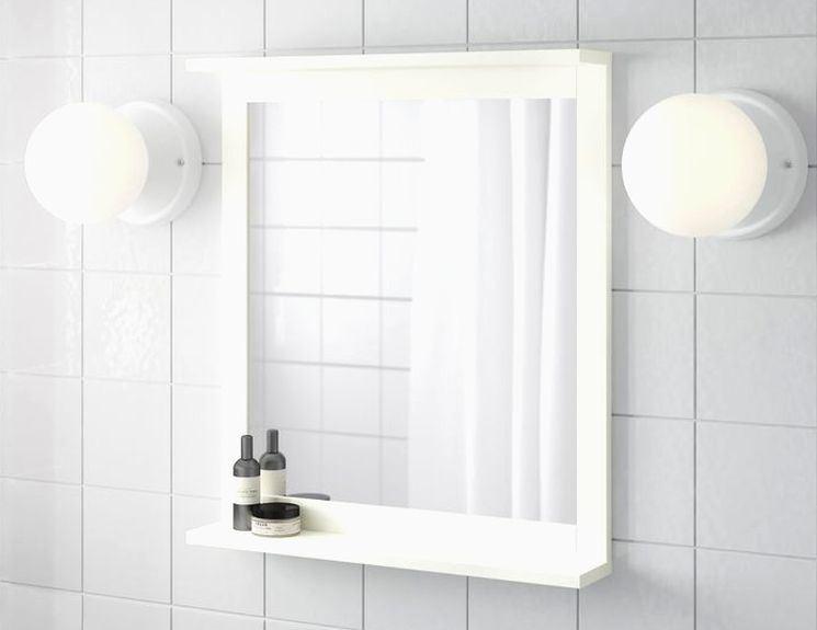 Luce A Specchio Per Il Bagno Ikea
