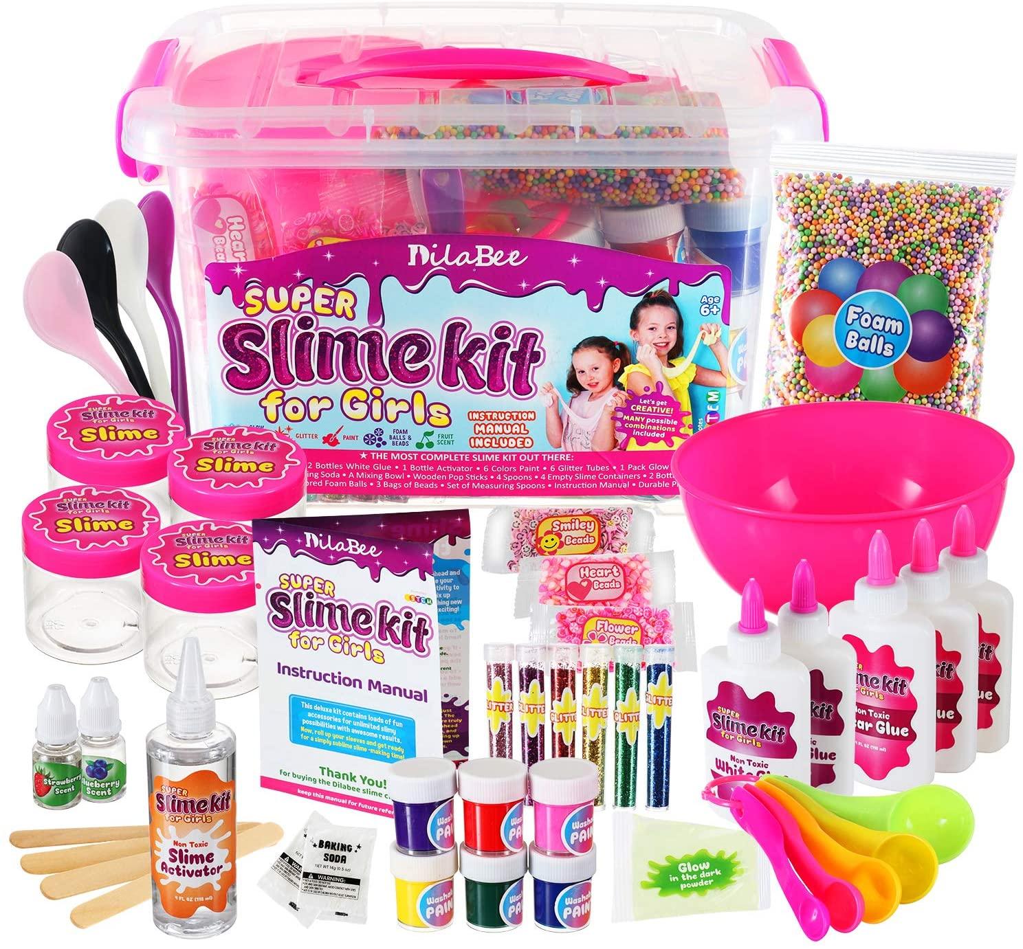 Making Kit Slime Amazon