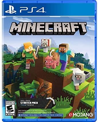 Minecraft Ps4 Amazon