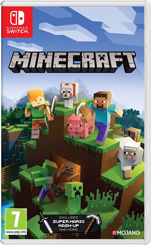 Minecraft Switch Amazon
