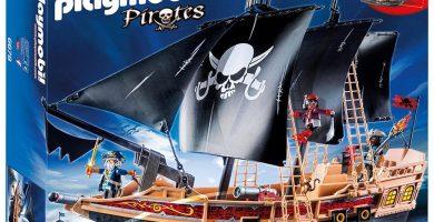 Nave Pirata Playmobil Amazon