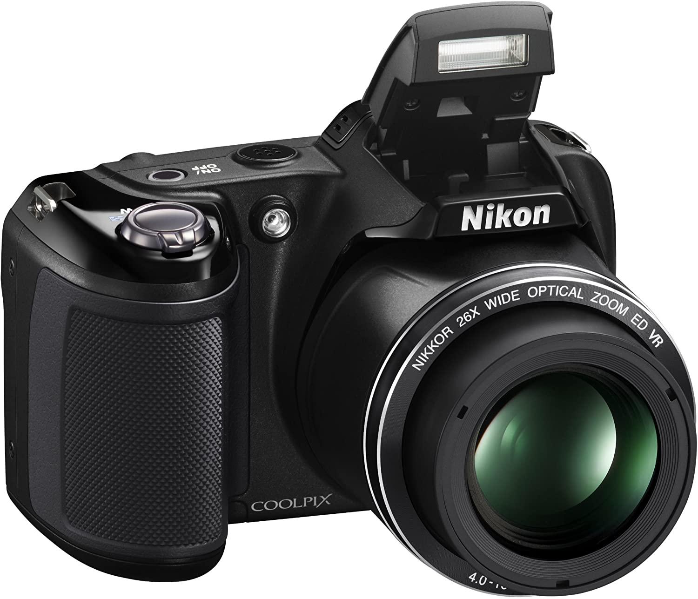 Nikon Coolpix L340 Amazon