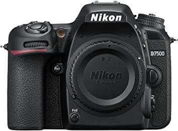 Nikon D7500 Amazon