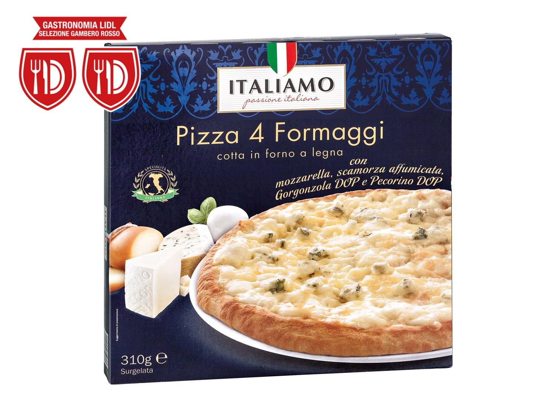Pizze Surgelate Lidl