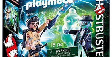 Playmobil Cacciatore Di Fantasmi Amazon
