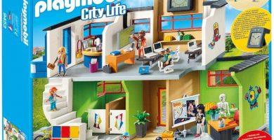 Scuola Playmobil Amazon