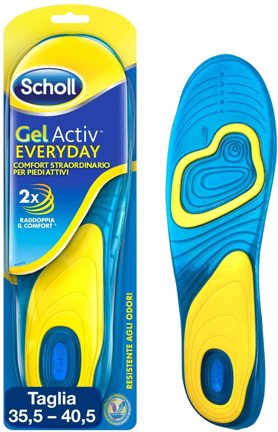 Solette Dr Scholl Amazon