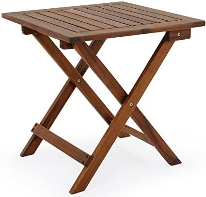 Tavolino Pieghevole Amazon