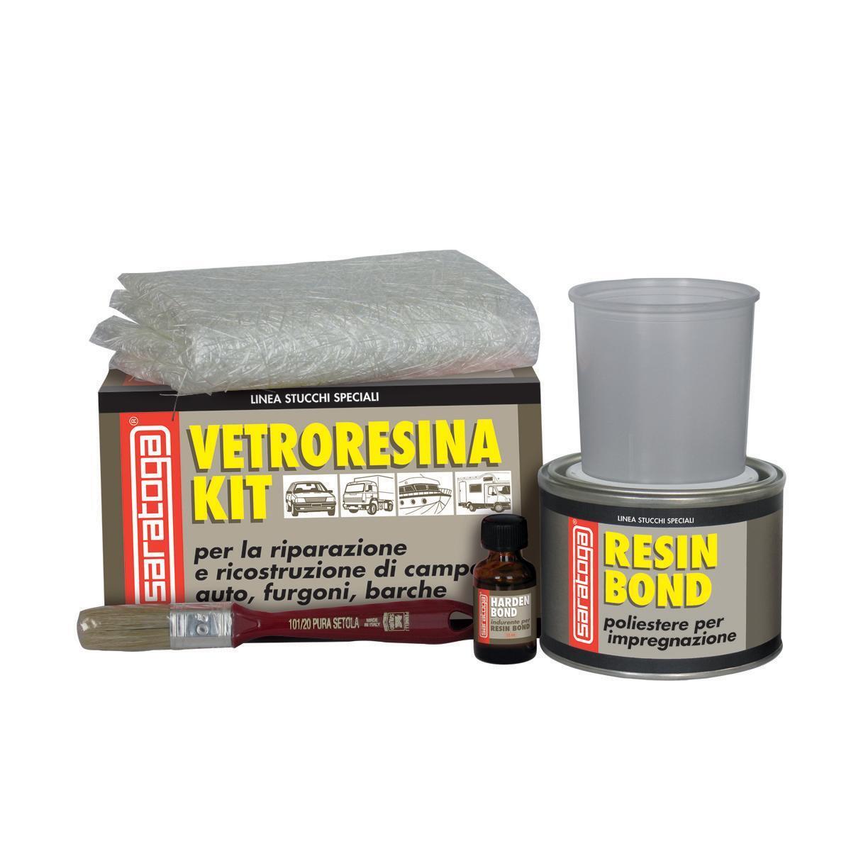 Kit Di Riparazione In Fibra Di Vetro Leroy Merlin